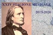 <strong>15 dicembre 2019<br><br>Tre percorsi nell'opera di Franz Liszt<br>Conferenza-concerto</br></strong>
