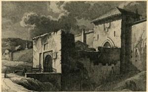 Antonio Basoli, Porta san Vitale