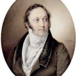Friedrich Leider, Gioacchino Rossini, 1822