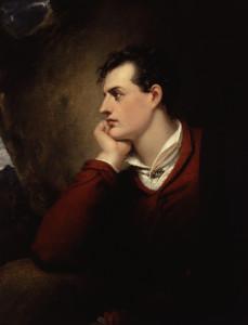 Richard Westall - George Gordon Byron