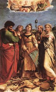 Raffaello Santa Cecilia