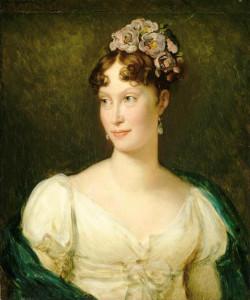 Maria Luigia di Parma (Vienna, 12 dicembre 1791 – Parma, 17 dicembre 1847), già imperatrice consorte dei francesi dal 1810 al 1814 come moglie di Napoleone I, e duchessa regnante di Parma, Piacenza e Guastalla dal 1814 al 1847