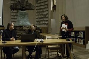 Rossana Dalmonte, Maurizio D'Alessandro e Claudia Colombati