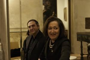 Costantino Catena, Rossana Dalmonte