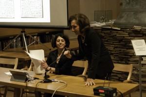 Mariateresa Storino, Rossana Dalmonte