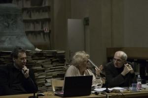 Daniele Tonini, Jadranka Bentini,                           Piero Mioli