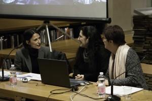 Elena Musiani, Emanuela Marcante, Mirtide Gavelli