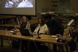 Bianca Maria Antolini, Rossana Dalmonte, Annalisa Bini