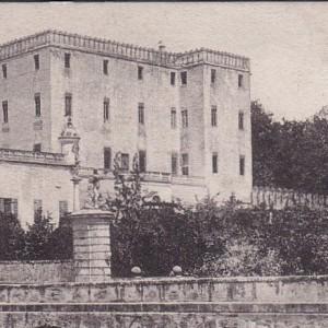 Il castello del Catajo, Cartolina