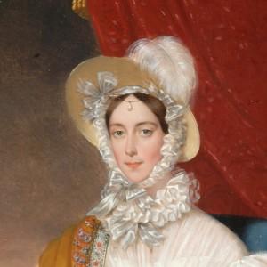 Johann Nepomuk Ender, Maria Anna Carolina Pia di Savoia Imperatrice d'Austria