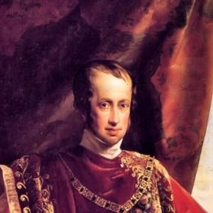 Leopold Kupelwieser, Ferdinando I Imperatore d'Austria, 1847